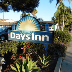 Days Inn Motel in Santa Barbara