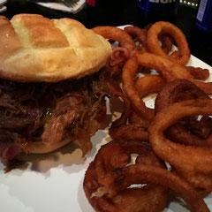 Burger im Dillinger Boulder City