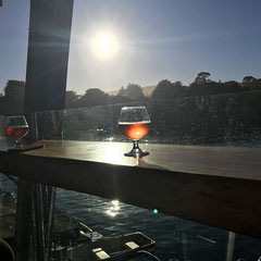 Wein genießen in Monterey