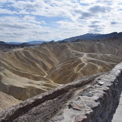 Zibriskie Point im Death Valley