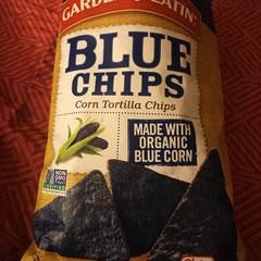 Blaue Nachos - ziemlich lecker
