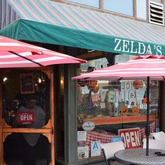 Frühstück bei Zelda`s in Venice Beach