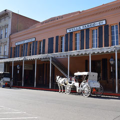 Old Town in Sacramento