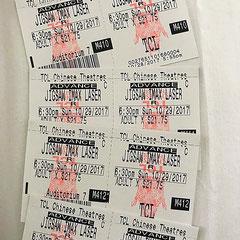 Kinokarten Chinese Theatre - Jigsaw