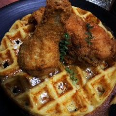 Chicken Waffles farmerbrown San Francisco