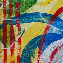 Tropico - Acryl auf Leinwand, 65x40 cm, 2018, S. Ulrich