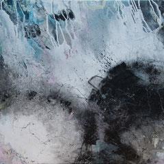 Grönland - Acryl auf Leinwand 100x80, 2019, Silvia Ulrich