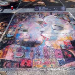 Artiste Roger Boubenec  - Festival Bella Via 2012