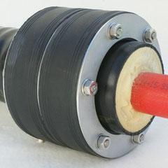 Saturn SD double manchon pour tuyau CD