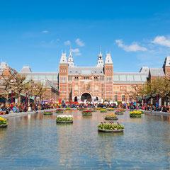 Studienreise Amsterdams Museen