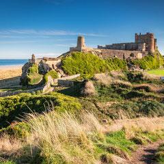Bamburgh Castle Studienreise England Schottland