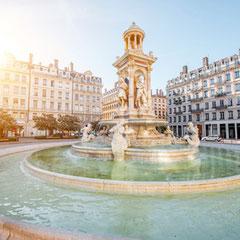 Lyon Studienreise Lyon