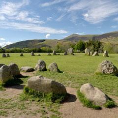 Castlerigg Stone Circle Studienreise England Schottland