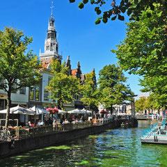 Alkmaar Amsterdam Studienreise