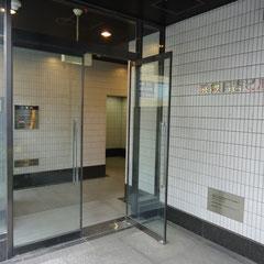 エレベータホール入口