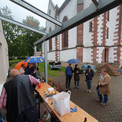 Roßbach am Vereinshaus