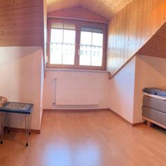 Schlafzimmer 3 mit optionaler Schlafcouch
