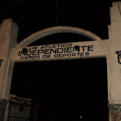 Independiente - Bolivar - Bs.As