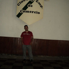 Dylan Forciniti en Empleados de Comercio - Guamini - Bs.As