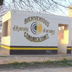 Comunicaciones - Mercedes - Bs.As