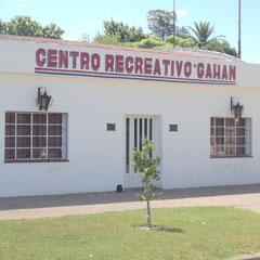 Centro Recreativo Gahan - Gahan - Bs.As