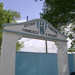 Estadio municipal de General Madariga - Bs.As