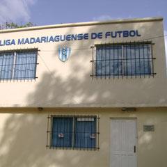 Liga de futbol de General Madariaga - Bs.As