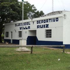 Social y Deportivo Villa Ruiz - Villa Ruiz - Bs.As
