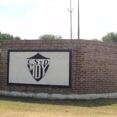 Social y Deportivo Martin de Irigoyen -  Leandro.N.Alem - Bs.As