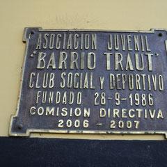 Asociacion Juvenil Barrio Traut - Las Flores - Bs.As