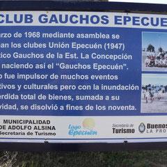 Gauchos de Epecuen - Villa Epecuen - Bs.As