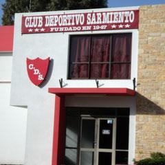 Deportivo Sarmiento - Carhue - Bs.As