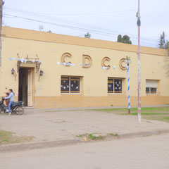 Deportivo Central Cordoba - Santa Lucia - Buenos Aires.