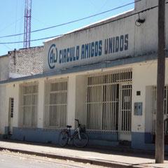 Circulo Amigos Unidos - Arroyo Dulce - Bs.As