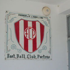 Foot Ball Club Porteño - Cachari - Bs.As
