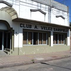 Velez Sarsfield - Azul - Bs.As