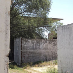 Restos del estadio de Ramon Santamarina de Tandil - Bs.As