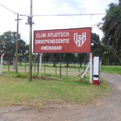 Atletico Independiente - Amenabar - Santa Fe.