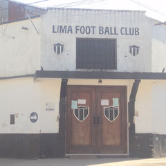 Lima Foot Ball Club - Lima - Bs.As
