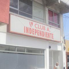 Atletico Independiente - Mar del Plta - Bs.As