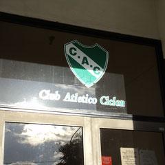 Atletico Ciclon - Chivilcoy - Bs.As
