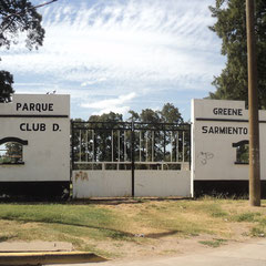 Deportivo Sarmiento - Vedia - Bs.As