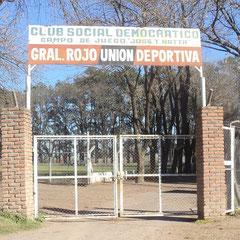 General Rojo Union Deportiva - General Rojo - Bs.As