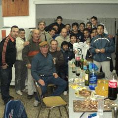 Asado con nuestros amigos de Sportman - Villa Cañas - Santa Fe