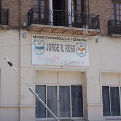 Asociacion Española Jorge . R. Ross - La Carlota - Cordoba