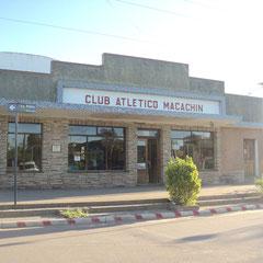 Atletico Macachin - Macachin - La Pampa -