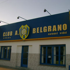 At Belgrano - Coronel Vidal - Bs.As