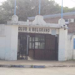 Atletico Belgrano - Zarate - Bs.As
