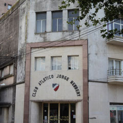Jorge Newbery - Venado Tuerto - Santa Fe