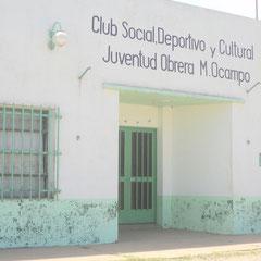Juventud Obrera - Manuel Ocampo - Bs.As